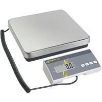 Kern EOB 300K100A Pakketweegschaal Weegbereik (max.): 300 kg Resolutie: 100 g werkt op het lichtnet, werkt op batterijen Zilver