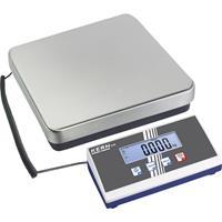 Kern Pakketweegschaal Weegbereik (max.): 60 kg Resolutie: 20 g werkt op het lichtnet, werkt op batterijen Zilver