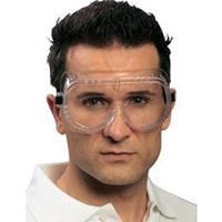 EKASTU Sekur Ruimzichtbril Basic 277 382 Brilmontuur: polyvinylchlorideBand: textiel/rubberKijkglas: polycarbonaat DIN EN 166