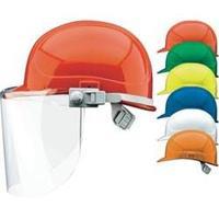 Voss Helme 2689 PE-veiligheidshelm voor elektriciens 6-punts EN 397 en EN 50365 Oranje