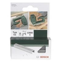 Niet type 52 1000 stuks Bosch 2609255835