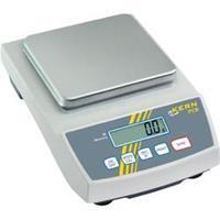 KERN Präzisionswaage Wägebereich 2500 g Ablesbarkeit 10 mg Wägeplattform 130 x 130 mm
