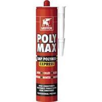 Griffon Poly Max Express 435 gr wit SMP montagelijm