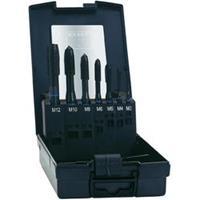 Machinetapboorset 7-delig metrisch Rechtssnijdend Exact 42305 DIN 371 HSS-E Model B 1 set