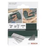 Spijker type 47 1000 stuks Bosch 2609255810