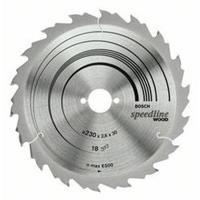 Cirkelzaagblad Standard for Wood Speed, 165 x 20/16 x 1,7 mm, 12 Bosch 2608642600 Diameter:165 x 20/16 mm Dikte:1.7 mm