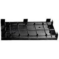 Gatengereedschap voor ongeperforeerde schuurbladen, 115 x 280 mm, 14 Bosch 2608190017