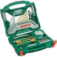 Bosch accessoireset x-line 70-delig titanium