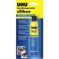 UHU Siliconen Kleur: Zwart 80 ml