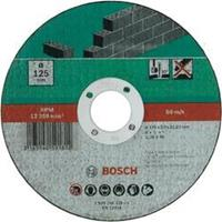 Doorslijpschijf recht, steen Bosch 2609256328 Diameter 115 mm 1 stuks