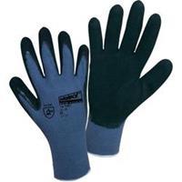 worky 14901 Fijn gebreide handschoen ECO LATEX FOAM 70% bamboe 30% katoen Maat 10