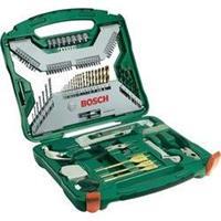 Bosch 103-delige X-Line titanium boren- en schroefbitset