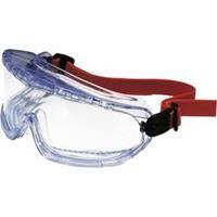 Pulsafe PULSAFE V-Maxx bril, helder glas 1006193 Kunststof EN 166
