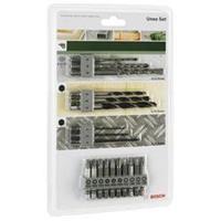 BOSCH 19-delige SDS-Quick Uneo Accessoire Set