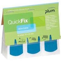 PLUM Quickfix navulpack dececteerbaar