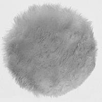 Lamswollen schijf voor boormachine, gespannen Bosch 2609256290