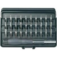 TOOLCRAFT Microbits 31-delig set