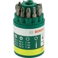 Bosch Schroefbit Set 10-delig