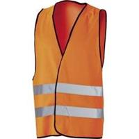 Griffy 40961 Polyester waarschuwingsvest Maat=Unisize EN 471, Klasse 2