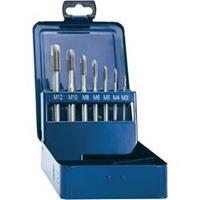 Machinetapboorset 7-delig metrisch Rechtssnijdend Exact 10316 DIN 371 HSS Model B 1 set