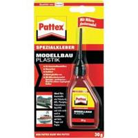Pattex Lijm  plastiek flacon 30gram op blister