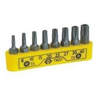 C.K Tools C.K. Safetytorx bitset (8 delig)