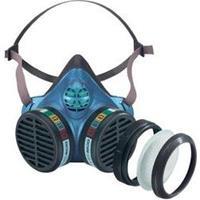 Moldex 5984 Halfmasker serie 5000 Filterklasse/beschermingsgraad: FFA1B1E1K1P3 R D 1 stuks