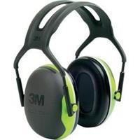 Peltor x4 gehoorkap met hoofdbeugel