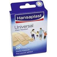 Hansaplast universele pleisters 20st 4g