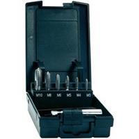 Tapboorverlengstuk 7-delig metrisch M3, M4, M5, M6, M8, M10 Rechtssnijdend Exact DIN 3126 HSS 1 set