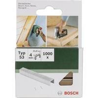 Niet type 53 1000 stuks Bosch 2609255857 Afm. (l x b) 4 mm x 11.4 mm