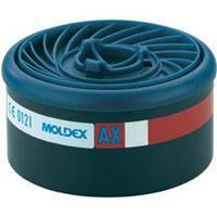 Moldex, 960001, Gasfilter EasyLock, Filterklasse/Beschermingsklasse: AX, 8 St.