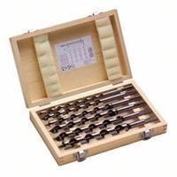 Slangenboor set 10 mm, 12 mm, 14 mm, 16 mm, 18 mm, 20 mm Gezamenlijke lengte 235 mm Bosch 2607019322 Zeskant schacht 1 set