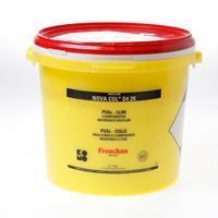Frencken Houtlijm novacol watervast 2-componenten D4 4kg