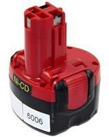 Bosch Accu voor  gereedschap - 9,6V - NiMH - 2400mAh