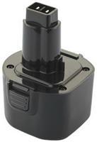 Black & Decker Gereedschaps Accu compatibel met  PS120