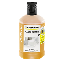 Kärcher Plug & Clean Kunststofreiniger 3in1