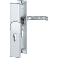 Hoppe Kruk/knop schild, aluminium 61G/2235/2234/113, PC 55 F1
