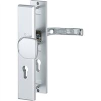 Hoppe Kruk/knop schild, aluminium 61G/2235/2234/113, PC 72, F1, DD=54mm