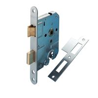 Nemef slotset binnendeur 55 mm inclusief beslag en cilinder