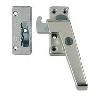 AXA Raamsluiting met nok drukknop afsluitbaar rechts inbouw F2 3320-31-92/E