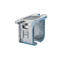 Henderson Raildrager aluminium 3a/301