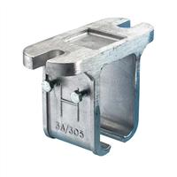 Henderson Raildrager aluminium verbinding 3ax/305