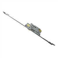 HMB Renovatie cilinderbediend meerpuntsluiting 500490 voorplaat 24mm PC 72mm doornmaat 55mm SKG***