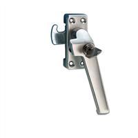 AXA Raamsluiting met nok cilindersluiting rechts inbouw F2 3319-31-92/GE