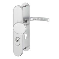 Hoppe Kruk/knop schild, aluminium 86G/3236ZA/3234/1710 PC72 54mm kerntrek