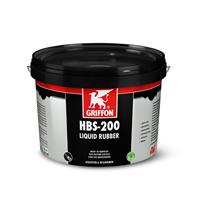 Griffon hbs-200 vloeibaar rubber 5 liter