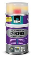 Bison polyurethaanlijm 2k expert 900 g set