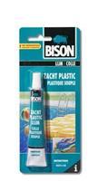 Bison plastic lijm zacht tube 25 ml
