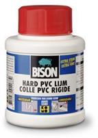 Bison hard pvc lijm flacon 250 ml